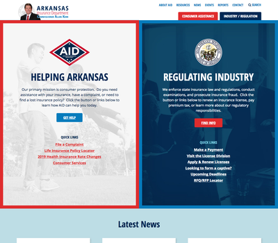 Arkansas Insurance Department