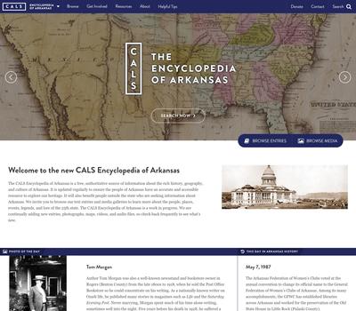 Encyclopedia of Arkansas