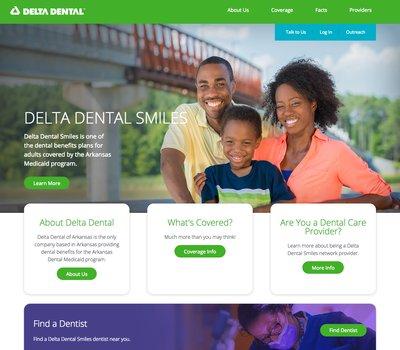 Delta Dental Smiles Arkansas