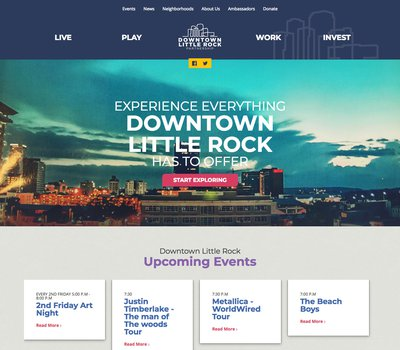 Downtown Little Rock Partnership