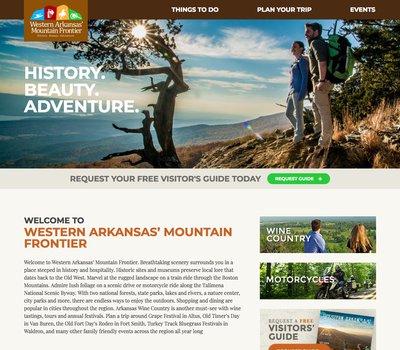 Visit West Arkansas