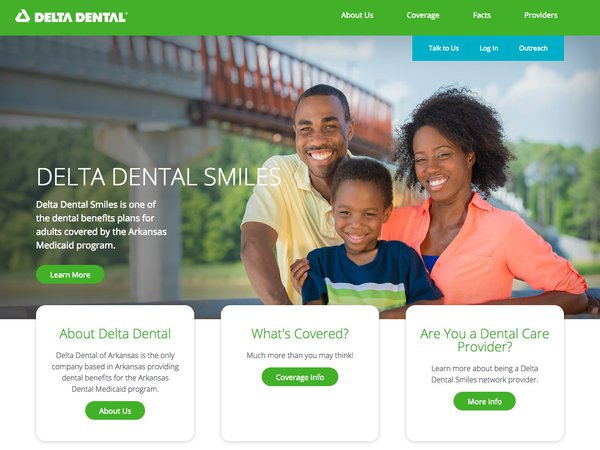 Delta Dental Smiles Arkansas