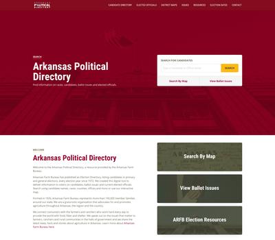 Arkansas Political Directory - Arkansas Farm Bureau